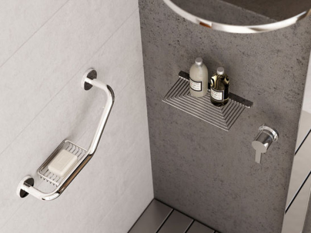 BATHROOM ACCESSORIES. BATHROOM ACCESSORIES   Lava Constructions
